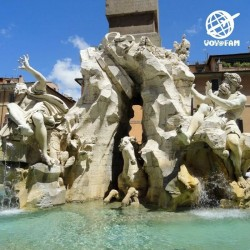 Fontaine Navone - Rome